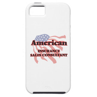 American Insurance Sales Consultant Case For The iPhone 5
