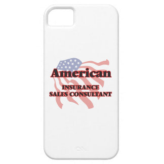 American Insurance Sales Consultant iPhone 5 Cases