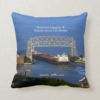 American Integrity Duluth square pillow