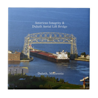 American Integrity in Duluth tile