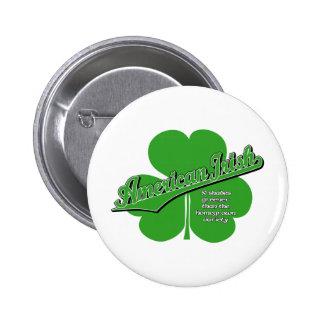 American Irish Pins