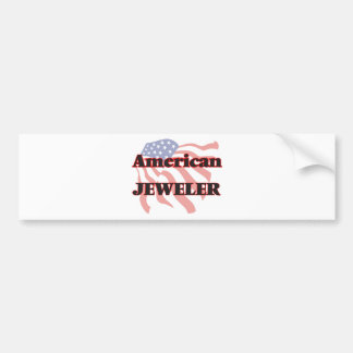 American Jeweler Bumper Sticker