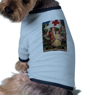 American Junior Red Cross Dog Clothes