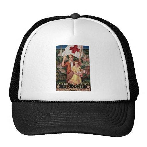 American Junior Red Cross Hat