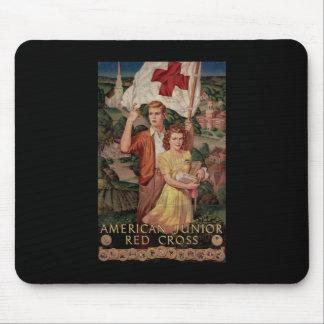 American Junior Red Cross Mousepads