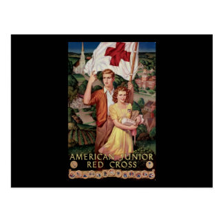 American Junior Red Cross Postcards