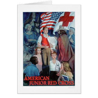 American Junior Red Cross (US00335) Cards