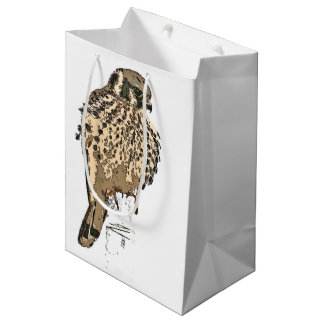 American Kestral Bird Wildlife Animal Gift Bag