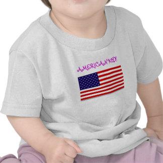 AMERICAN KID! TEE SHIRT