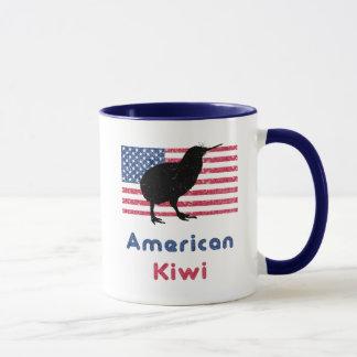 American Kiwi Coffee Mug