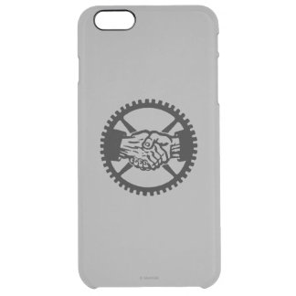 American Labor Party Clear iPhone 6 Plus Case