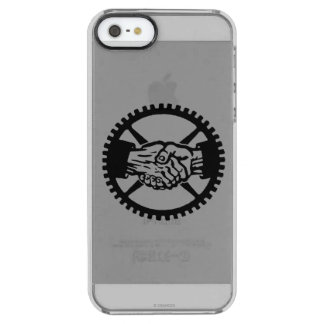 American Labor Party Clear iPhone SE/5/5s Case