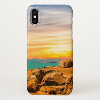 American Land Scene iphone Case