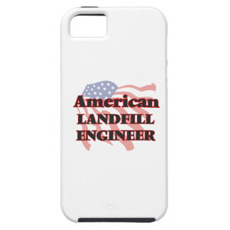 American Landfill Engineer iPhone 5 Case