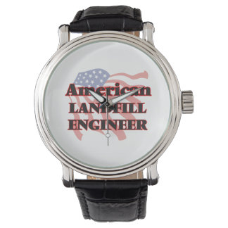 American Landfill Engineer Watches