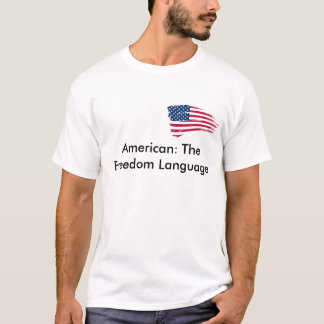 American Language T-Shirt