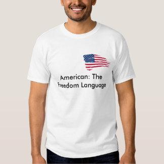 American Language T Shirts