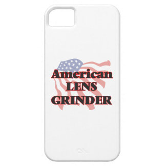 American Lens Grinder iPhone 5 Cases