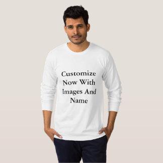 American Long Sleeve Men T-Shirt