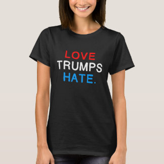 American - Love Trumps Hate T-Shirt