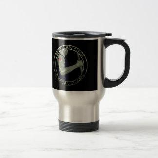 American Made American Strong Travel Mug