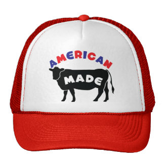 American made beef cap