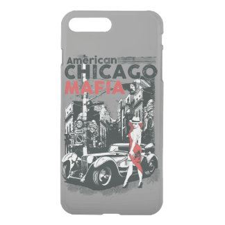 American Mafia 7 Plus Clearly™ Deflector Case