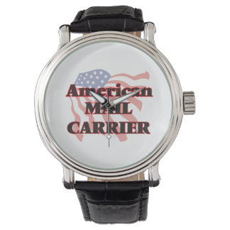 American Mail Carrier Wristwatches