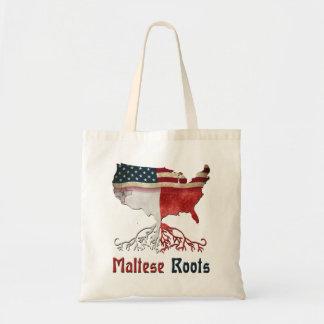 American Maltese Roots Tote Bag