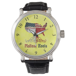American Maltese Roots Watch