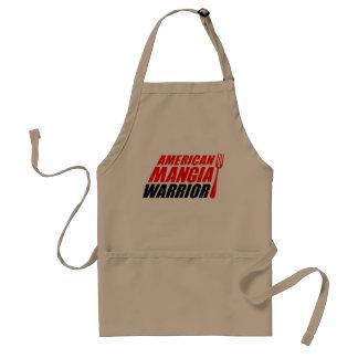American Mangia Warrior Apron