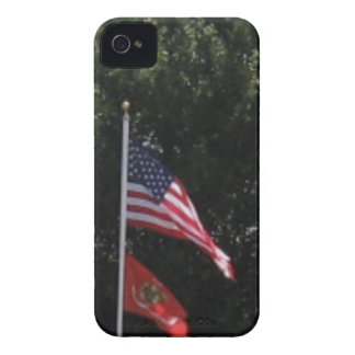 American Marines Flag iPhone 4 Cover