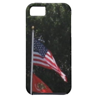 American Marines Flag Case For iPhone 5/5S