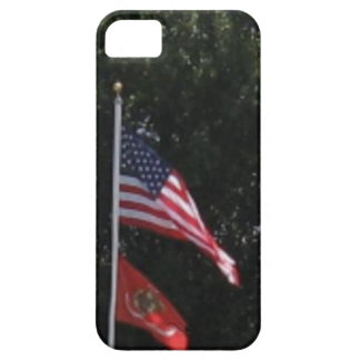 American Marines Flag iPhone 5/5S Case