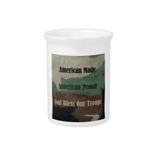 American Military Drink Pitchers