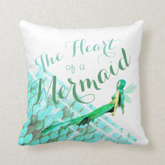 American MoJo Mermaid Pillow Personalized