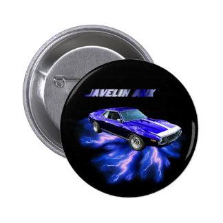 American Motors Javelin AMX Pin