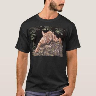 American Mountain Lion T-Shirt