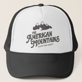 American Mountains Trucker Hat