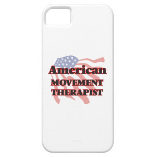 American Movement Therapist iPhone 5 Case