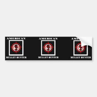 American Mullet Hunter Bumper Sticker
