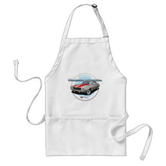 American Muscle2 Standard Apron