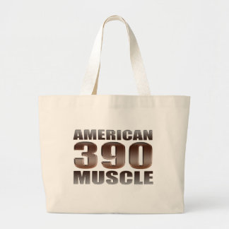 american muscle 390 canvas bag