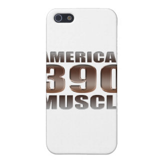 american muscle 390 iPhone 5 case