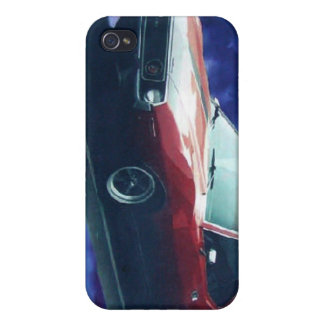 AMERICAN MUSCLE CARS iPhone 4 COVER