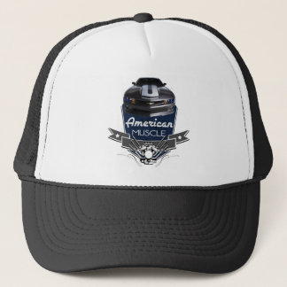 American Muscle New Camaro Trucker Hat