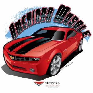 American Muscle Cut Outs