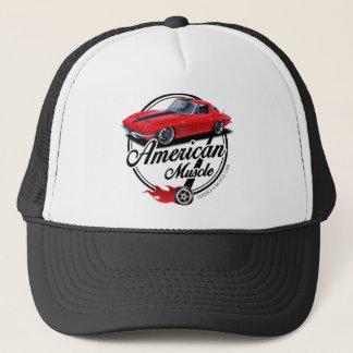 American Muscle Stingray Trucker Hat