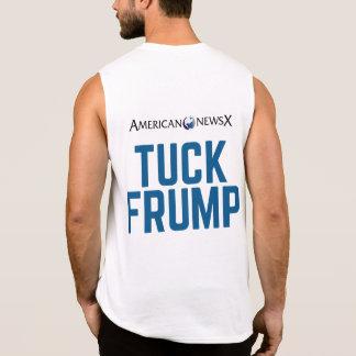 AmERican News X, Resist & Tuck Frump shirt