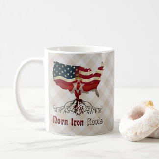 American Northern Irish Roots Mug